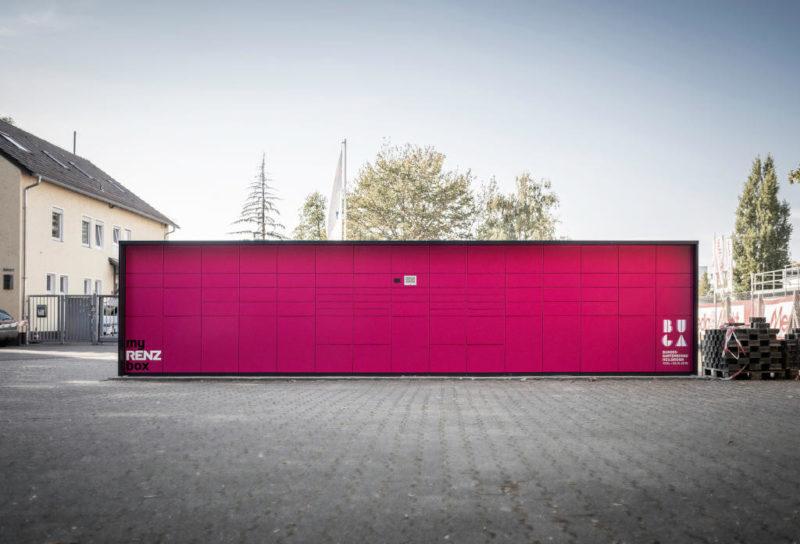 Immobilienwirtschaft Magazin PM-Renz_Bundesgartenschau-Heilbronn-2019-wird-Schauplatz-f%C3%BCr-innovative-Paketzustellung_Bild-1-800x544 Bundesgartenschau wird Schauplatz für innovative Paketzustellung Aktuelles Allgemein Aus der Branche  Wohnungswirtschaft Renz Paketkastenanlage Neckarbogen myRENZbox Heilbronn Bundesgartenschau BUGA 2019