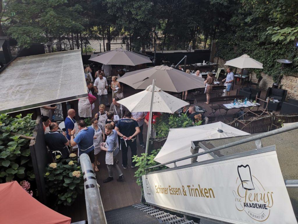 IWM-Aktuell IMG_20190625_191222-1024x768 Open-Cooking-Saison startet in der Genussakademie Frankfurt Aktuelles Allgemein Tafelrunde  Wohnungswirtschaft Open Cooking networking Frankfurt a. M. Event