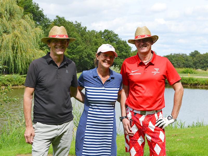 IWM-Aktuell 04-1 Schön schwer Aktuelles WOWI-Golftour