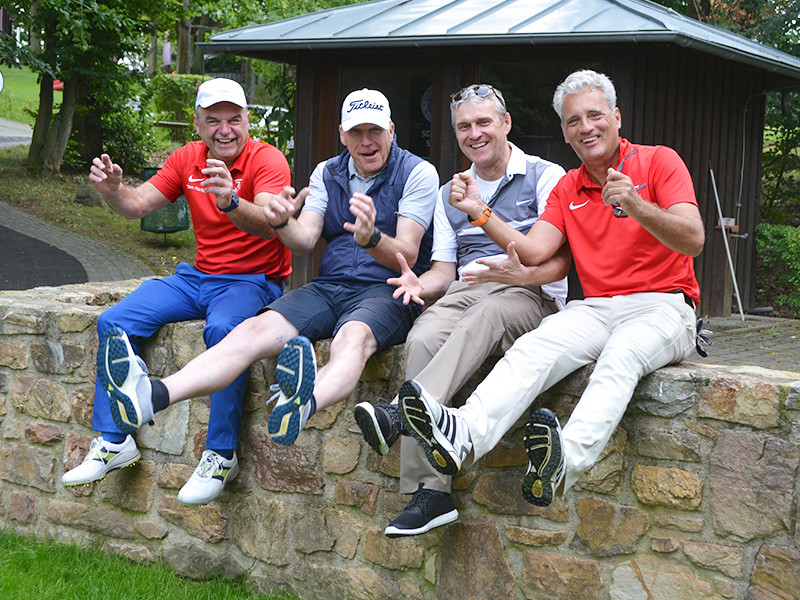 IWM-Aktuell 05 Schön schwer Aktuelles WOWI-Golftour