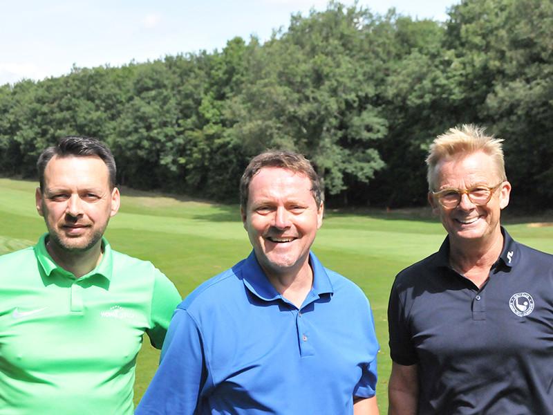 Immobilienwirtschaft Magazin 11 Schön schwer Aktuelles WOWI-Golftour