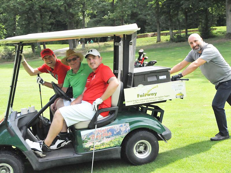 IWM-Aktuell 12 Schön schwer Aktuelles WOWI-Golftour