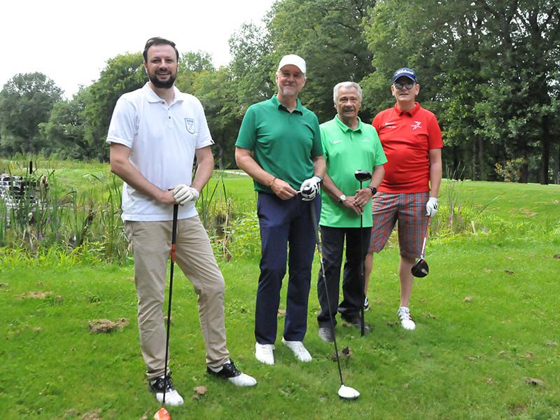 IWM-Aktuell 13 Schön schwer Aktuelles WOWI-Golftour