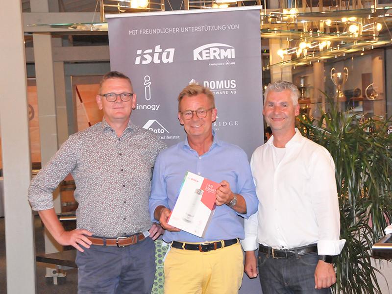Immobilienwirtschaft Magazin 32 Schön schwer Aktuelles WOWI-Golftour