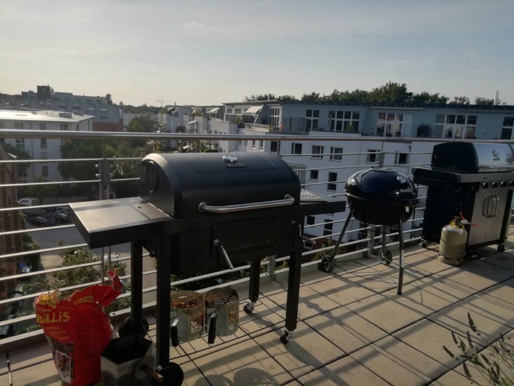 IWM-Aktuell IMG_20190822_180453-1024x768 meet & grill Hamburg: Aller guten Dinge sind zwei Aktuelles Meet & Grill  Wohnungswirtschaft meet & grill Kochschule Hamburg