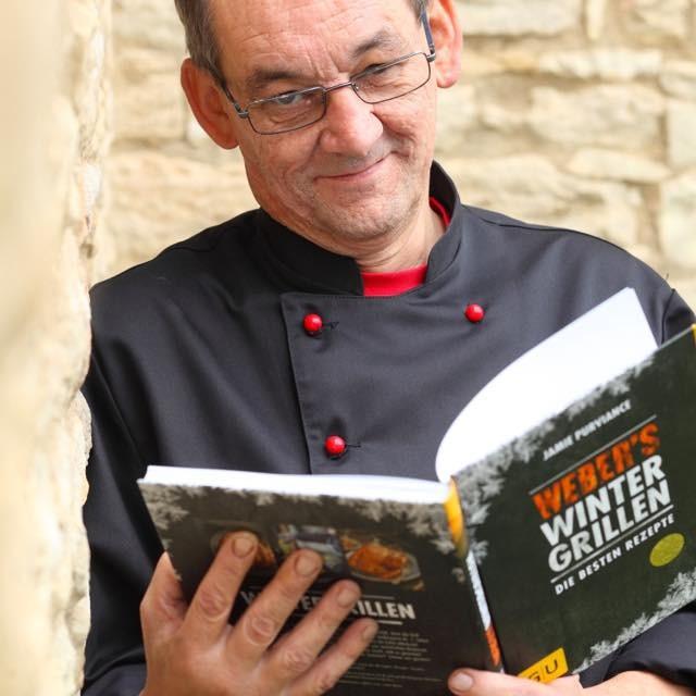 IWM-Aktuell Grillmeister-BartMus Gourmet-Menü vom Grill Allgemein