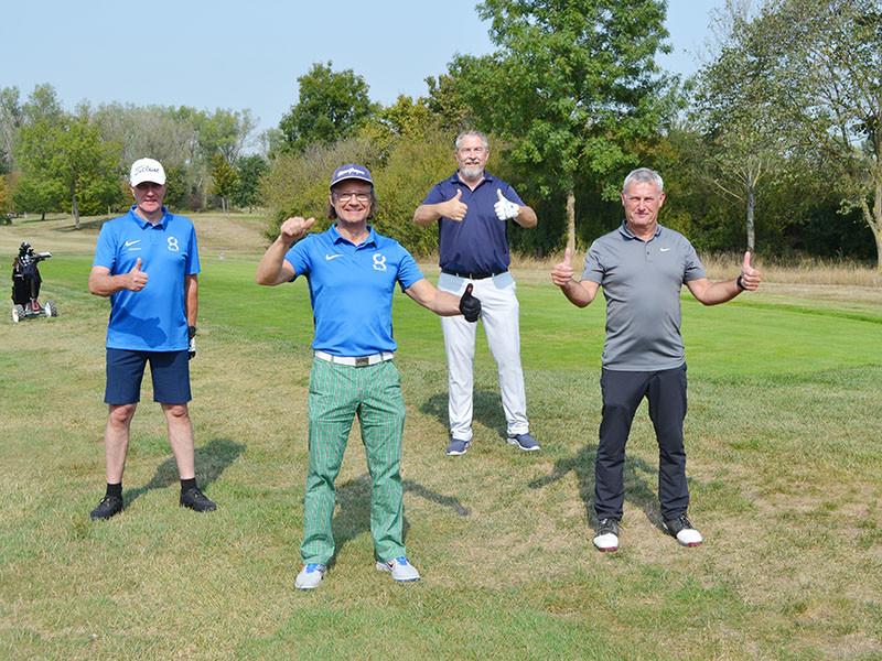 IWM-Aktuell DSC_0614 Get-together am Golf-Platz Allgemein  WOWI Wohnungswirtschaft PresseCompany Golfevent Golfclub