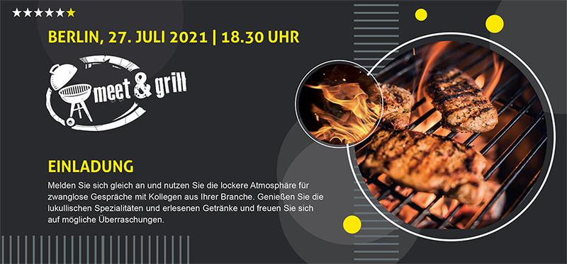 IWM-Aktuell meetgrill Start frei für unsere kulinarischen Live-Events Aktuelles Aus der Branche Meet & Grill  Wohnungswirtschaft Live-Event grillen