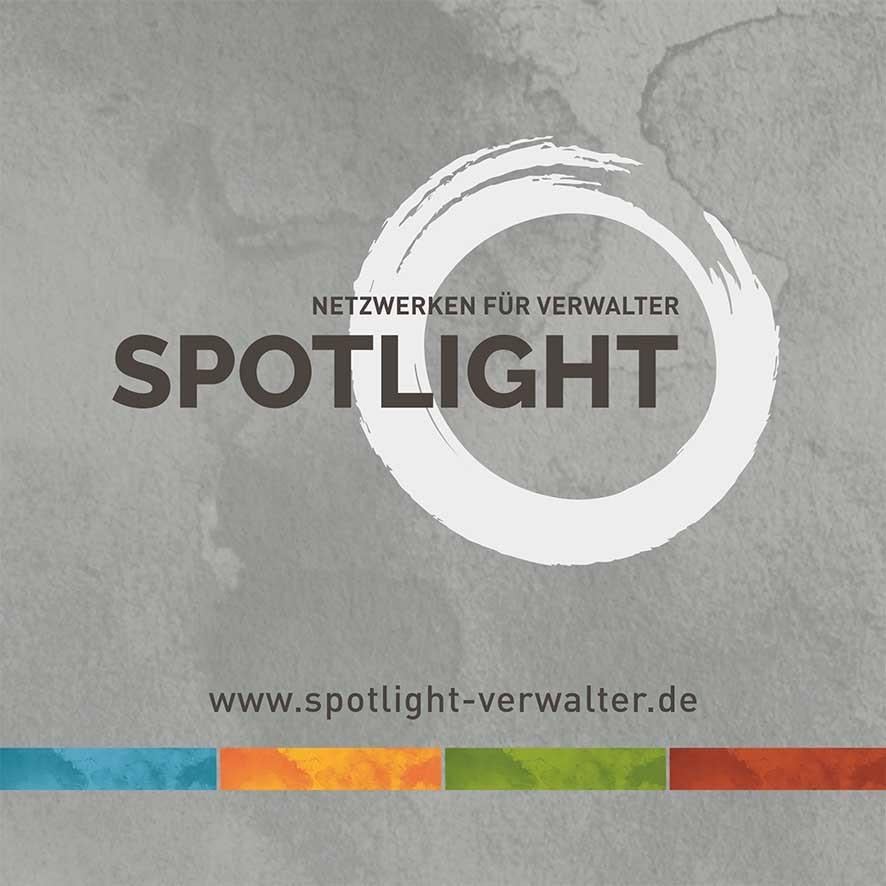 IWM-Aktuell Spotlight_2021_Postkarte_VORNE Digitalisierung – Mitarbeiter mitnehmen und begeistern Aktuelles Aus der Branche Spotlight für Verwalter 2021  Workshop Stuttgart Spotlight für Verwalter Digitalisierung